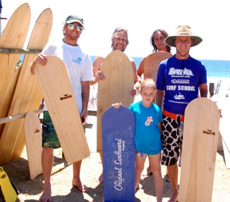 Tom Wegener Surfboards Green Day Out